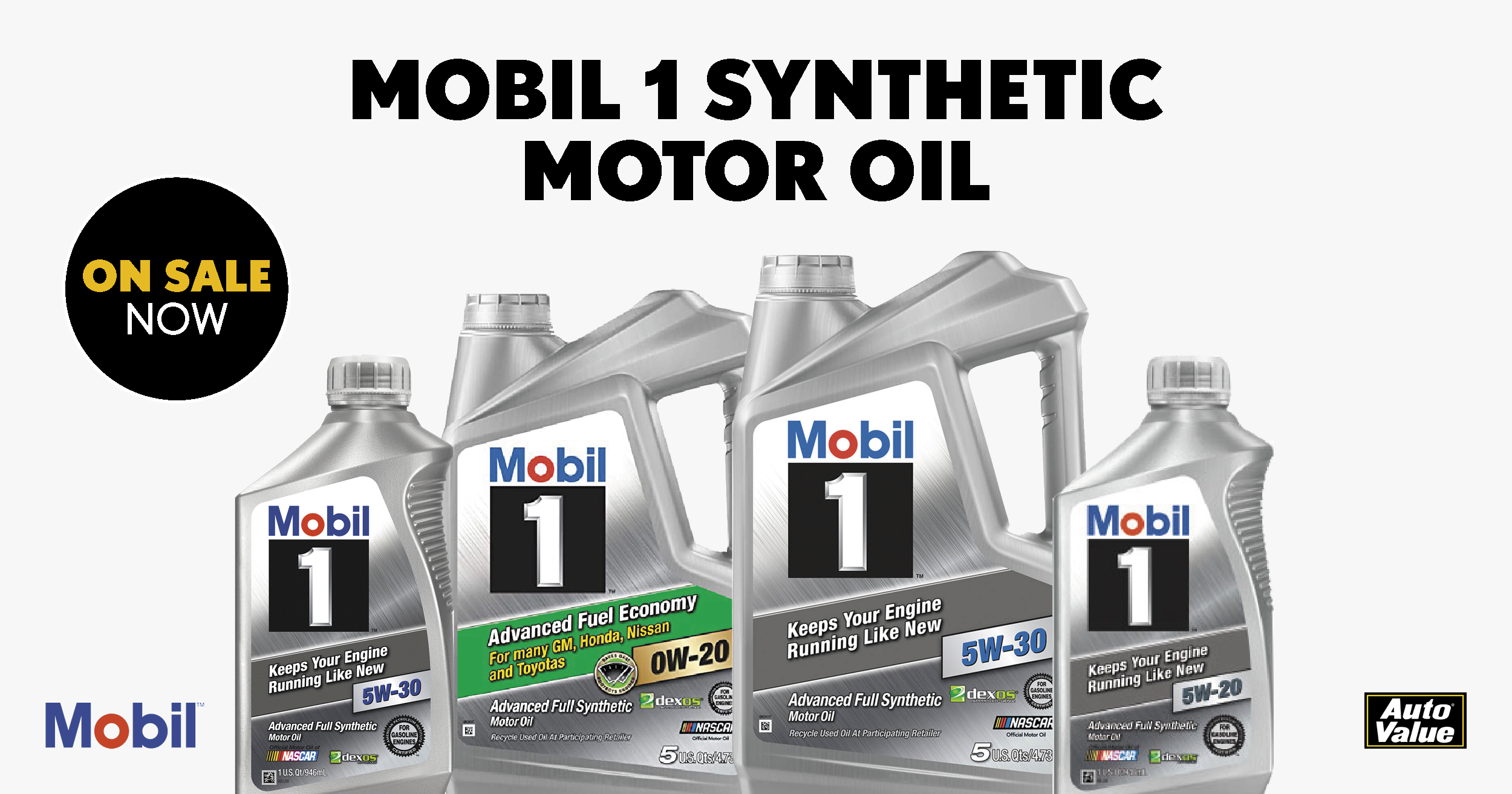 Mobil 1 Promotion